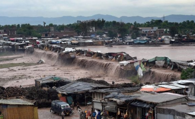 Natural disasters push 26m into poverty each year