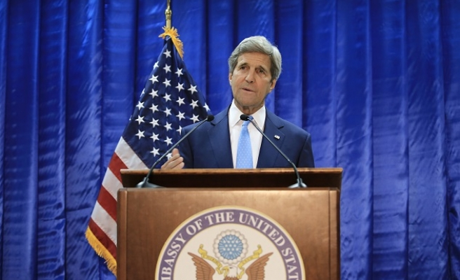Kerry says Taliban chief threatened US troops, peace