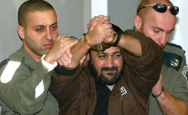 Jailed Palestinian icon sweeps votes in Fatah polls