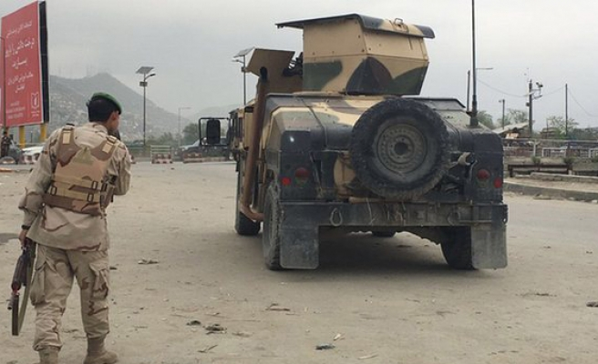 Suicide attack outside Kabul cricket stadium kills 3