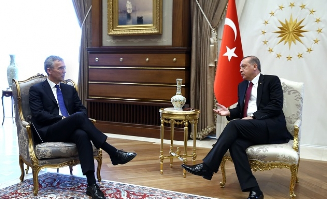 Turkey is key partner for NATO, says secretary general