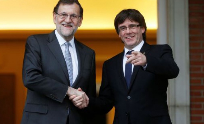 Catalonia in transition to independence from Spain