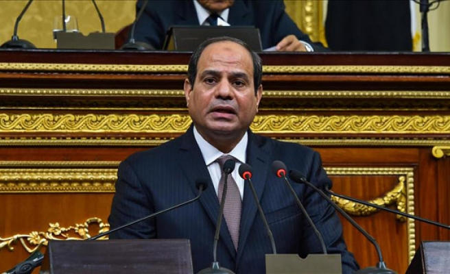 Egypt's Sisi expresses support for Syrian military