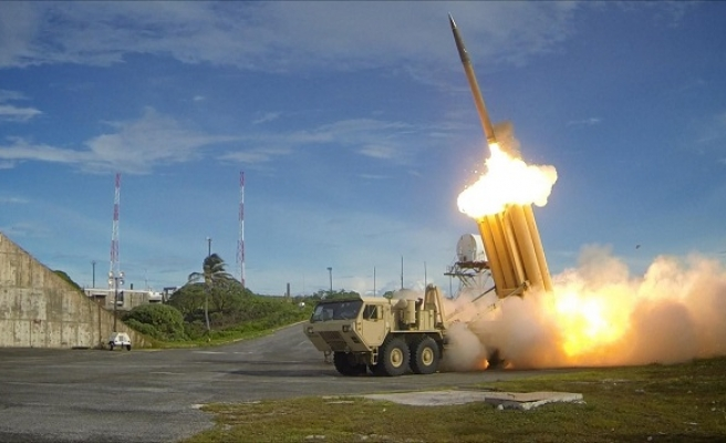 Trump admin OKs $15B THAAD sale to Saudi Arabia