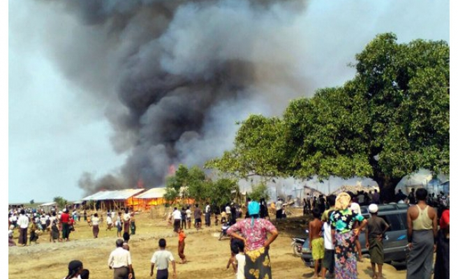 At least 9,400 Rohingya killed in one month