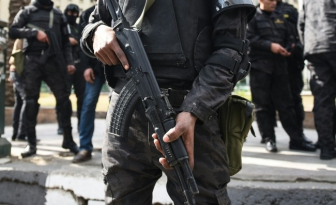 Egyptian military court throws 58 civilians behind bars