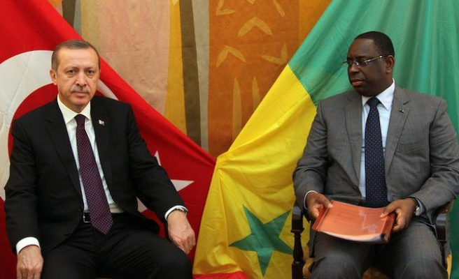 Turkish firm to build major projects in Senegal