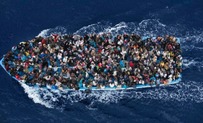Spain saves over 500 migrants at sea