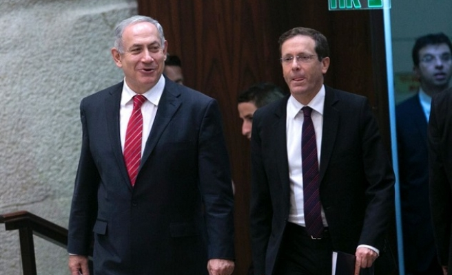 Israel moves closer to national unity gov't