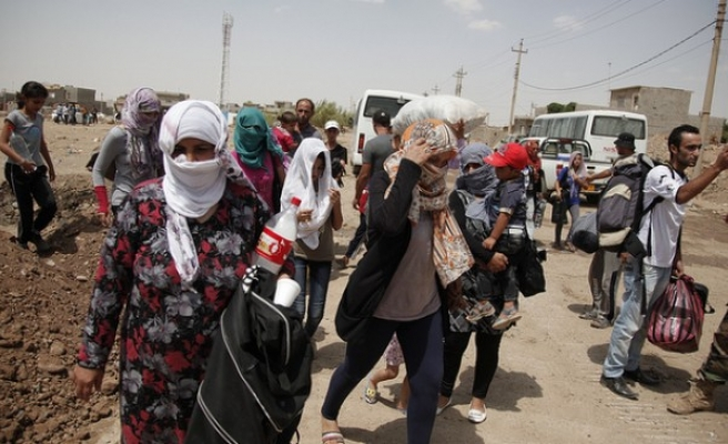 Mass exodus as Syria rebels lose northeast Aleppo