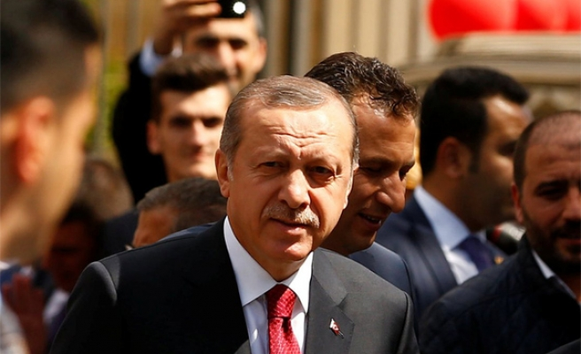 Erdogan points out Mossad's role in northern Iraq poll