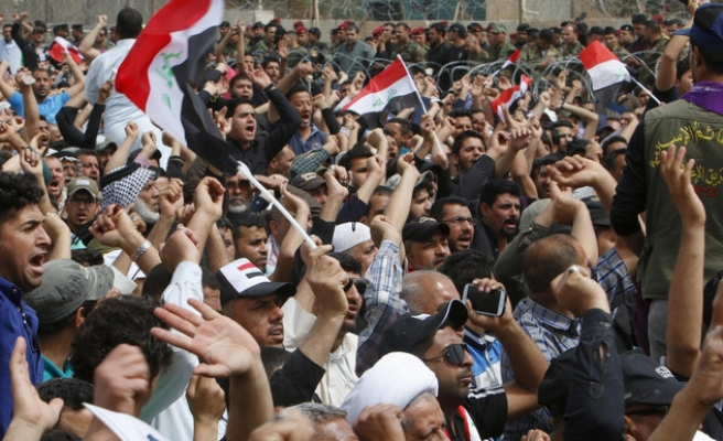 Iraq forces killed at least 2 protesters in Baghdad