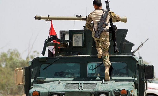 Iraqi forces seize Tuz Khurmatu amid Kirkuk operation