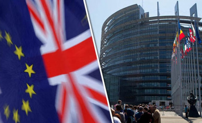 UK's official Brexit campaign fined, referred to police