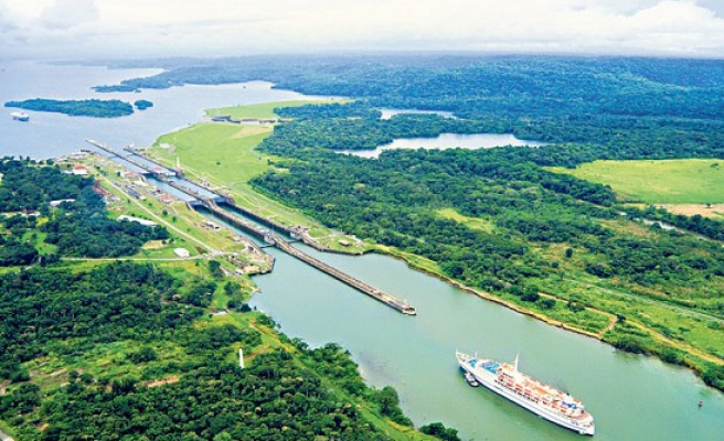 Panama Canal opens new $5B locks
