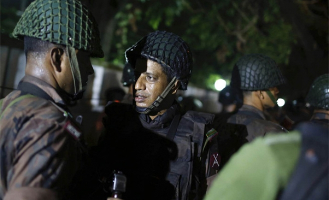 Bangladesh police fire tear gas at anti-coal protest