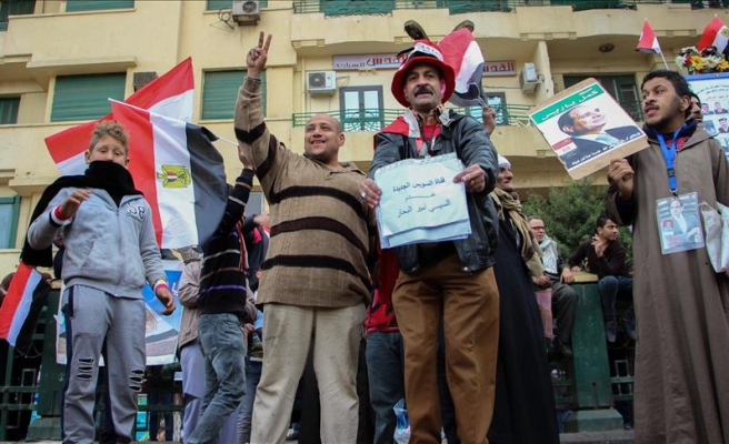 Egypt's pro-regime preachers call for loyalty to state