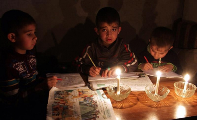 Power crisis brings Gaza to 'verge of disaster': UN