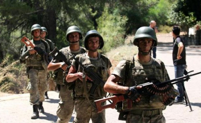 1.5 pct of military involved in failed coup