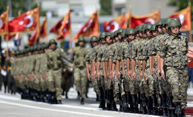 Turkish lieutenant general named second army commander