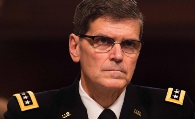 Top US military commander in Israel for Iran talks