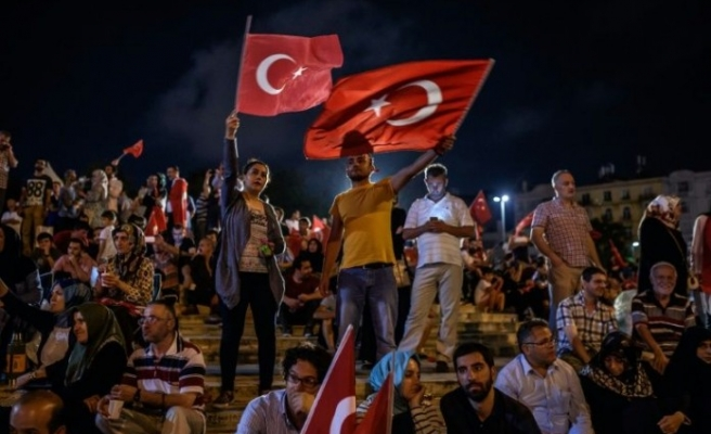 US reaction to Turkish coup 'fell short'