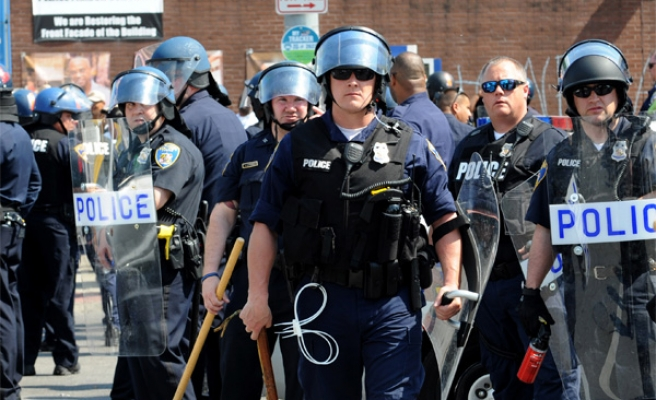 US Justice Dept. finds Baltimore police violate rights