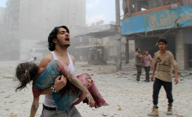 Only 30 doctors left in 250 thousand people of Aleppo