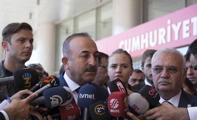 Turkish foreign minister hits back at 'weak' Iraq PM