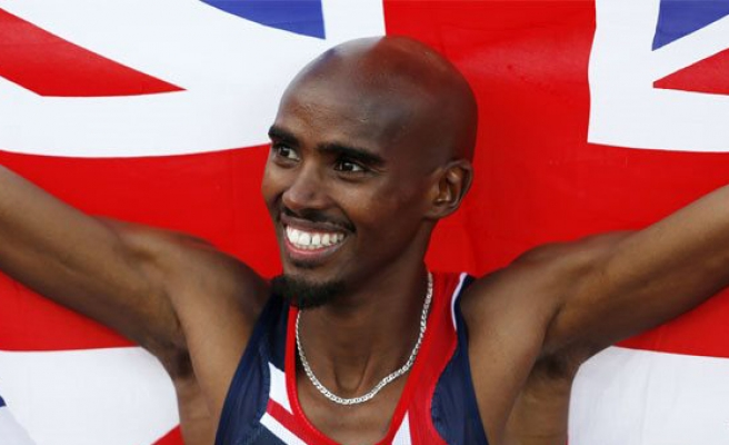 Mo Farah: An immigrant who won gold for UK
