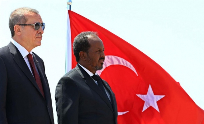 Turkey in Africa 'for a win-win relationship'
