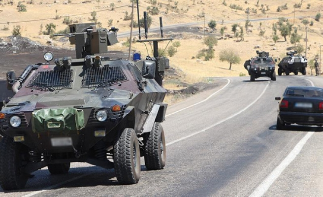 New security zones in SE Turkey announced