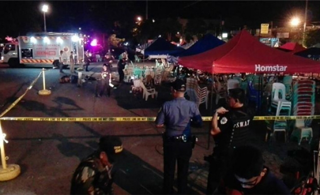 790 killings in the Philippines in 30 days