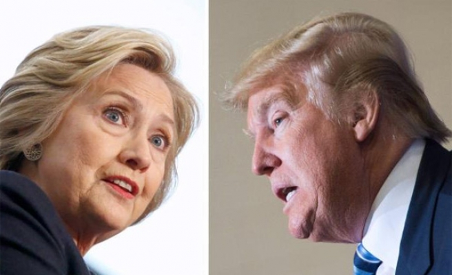Clinton and Obama brandish grim warning of Trump win