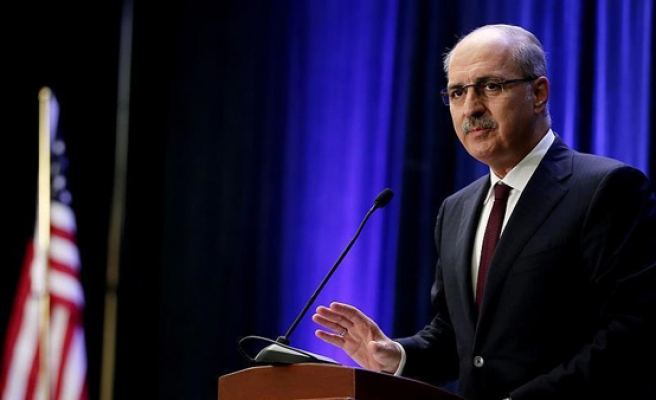 Turkish deputy PM refuses change on foreign policy