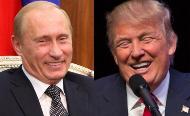 Putin congratulates Trump, hopes to work together
