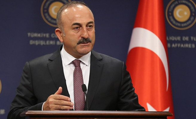 Anti-FETO actions conform to human rights: Turkish FM