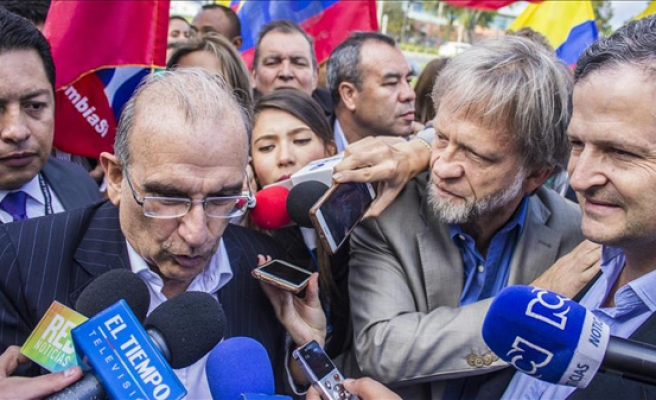 FARC withdrawing from Colombian presidential race