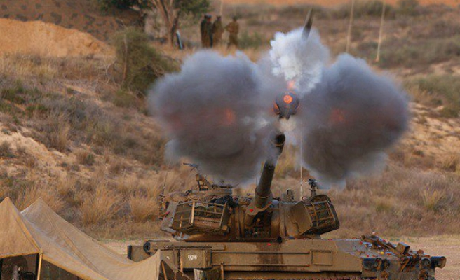 Israel strikes Syrian position after rocket hits Golan