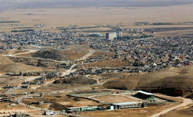 Iraqi forces uncover Ezidi mass grave in Sinjar