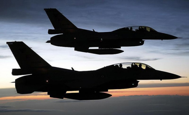 Turkish jets destroy 12 PKK targets in northern Iraq