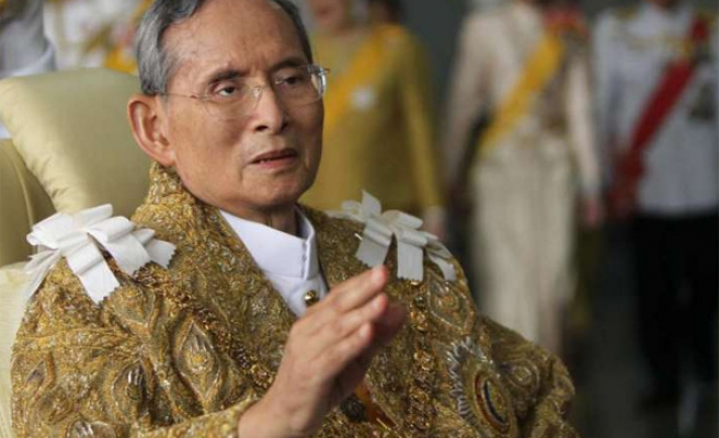 World offers condolences over passing of Thai king