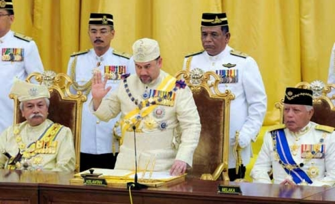 Malaysia appoints Kelantan state's ruler as new king
