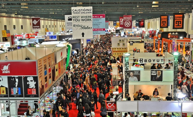 World's biggest book fair to display Turkish classics