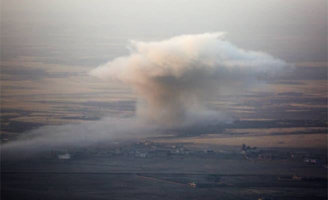 Mosul operation clears seven villages from ISIL