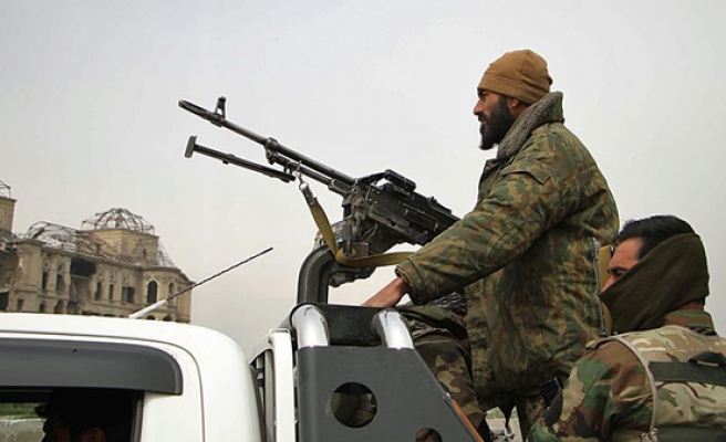 Afghan forces witnessing bloodiest year