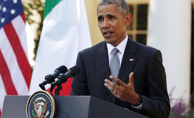 Obama invokes Nazi Germany in plea to avoid complacency
