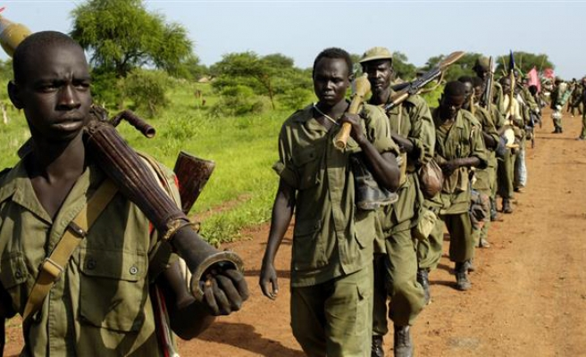 Sudan rebels suspend peace talks after Amnesty report