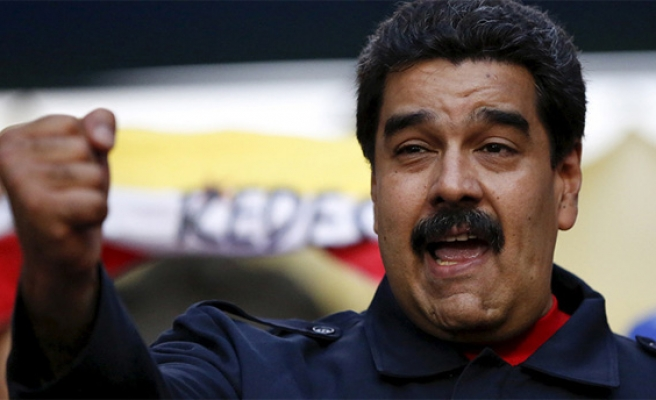 Maduro rejects elections as Venezuela crisis deepens