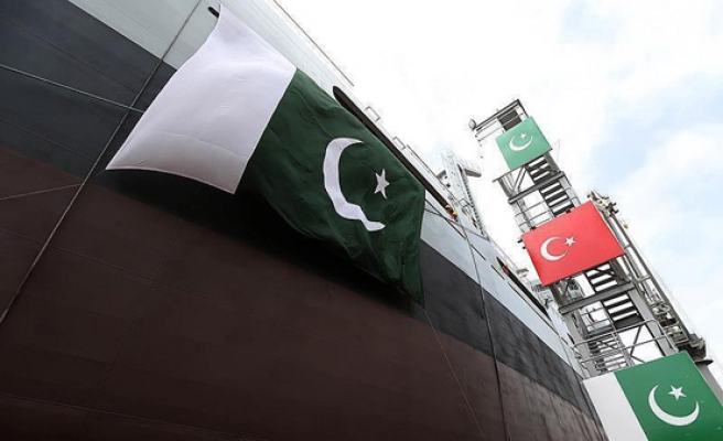 Pakistan, Turkey stage joint exercise in N.Arabian Sea